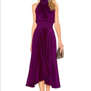 A.L.C. Renzo Dress in Orchid